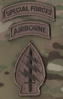 US ARMY Special Forces Group Airborne MULTICAM Uniform OCP w Klett patch