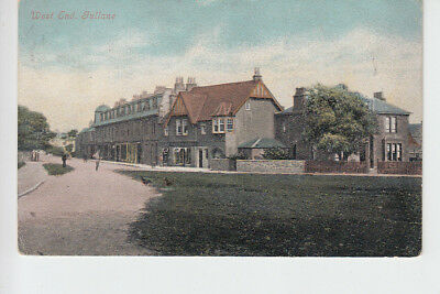 View of West End, Gullane, East Lothian