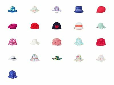 New NWT Gymboree hat baby toddler girls UPick 0/3 0/6/0/12 6/12 12/24 2T 3T 4T 5