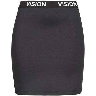 Vision Street Wear Damen Fitness Rock Bodycon Sport Training Skirt Sportrock neu