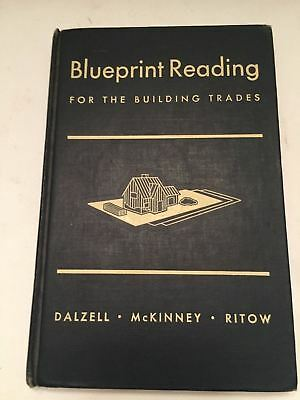 Building trades blueprint reading 5th edition part 1 fundamentals c blueprint reading for the building trades dalzell america technical society 1948 malvernweather Gallery