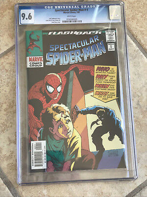 Spectacular Spider-Man minus #1 -1 cgc 9.6 FLASHBACK ISSUE