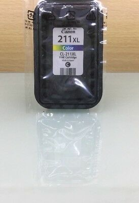 Canon CL-211XL Color Cartridge INK PG 211XL COLOR CARTRIDGE (O1)