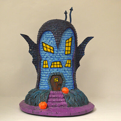 Vampire House Issue 9 Nightmare Before Christmas Village  Bradford Exchange
