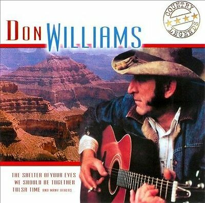 Country Legends by Don Williams (CD, 2003, Country Legends)
