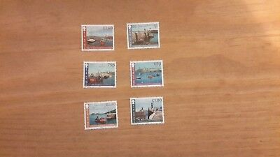 Isle Of Man -2012 Harbour Lights - Stamps