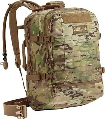 Camelbak Skirmish US Army Assault Multicam Hydtration Pack Outdoor Rucksack