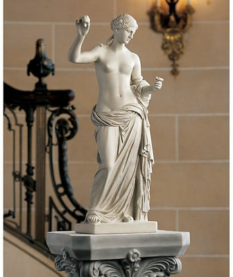 "Goddess of Love Venus Statue 22.5"" Ancient Replica Greek Roman Sculpture NEW"