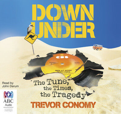 New - Down Under CD - Audiobook - ABC Shop