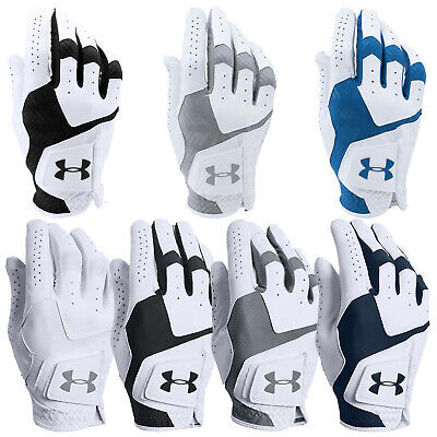 2018 Under Armour Mens Coolswitch Right Hand Golf Glove - New For Left Handed UA