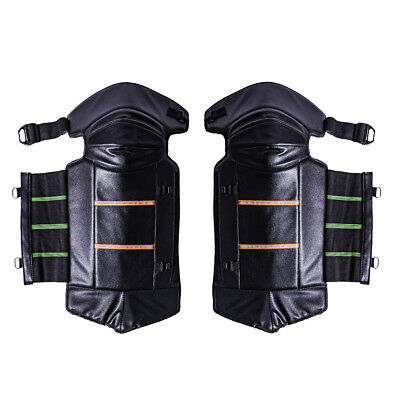 Pair Motorcycle Warm Winter Kneepad Windproof Warmer Knee Pad Protector