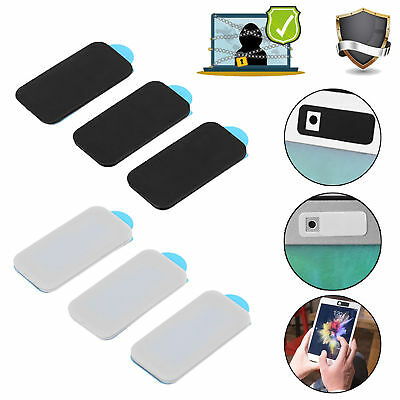 3pcs Camera Lens Cover Protect Privacy Cover for Phone Computer Laptop Tablet