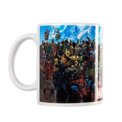 Collectibles Marvel Heroes Coffee Mug 2006 Sherwood Comic Captain America Superheroes Mugs & Cups