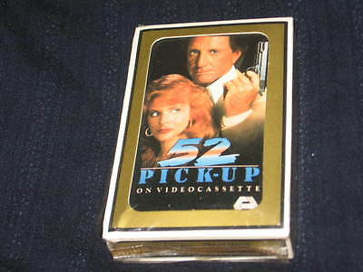 52 Pick Up Playing Card Ann Margret Roy Scheider Kelly Preston Still Sealed