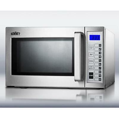 Summit - SCM1000SS - Commercial Microwave Oven