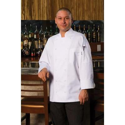 Chef Works Lyon Chef Coat Jacket - White - All Sizes