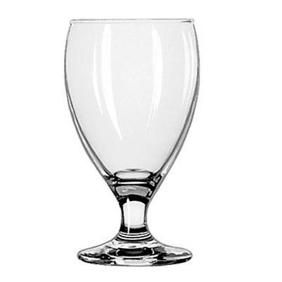Libbey Glassware - 3914 - Teardrop 10 1/2 oz Goblet Glass