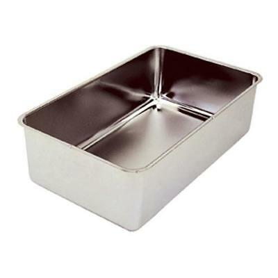 Update - SWP-6 - Full Size 6 in Deep Stainless Steel Water Pan