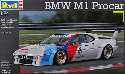 REVELL® 07247 BMW M1 Procar in 1:24