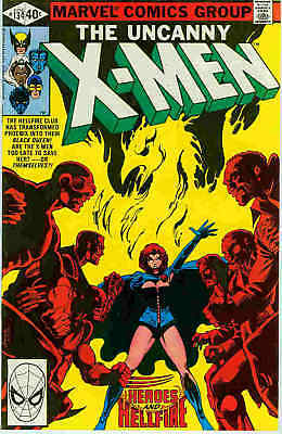 (Uncanny) X-Men # 134 (Phoenix becomes Dark Phoenix) (John Byrne) (USA, 1980)