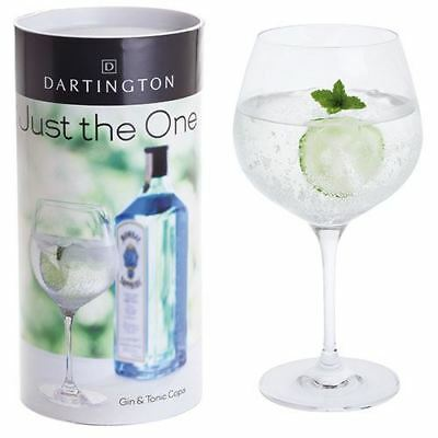 Dartington Crystal Just the One Gin and Tonic Copa Glass