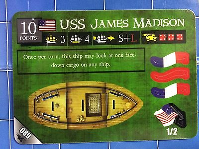 Pirates of the South China Seas - USS James Madison 089