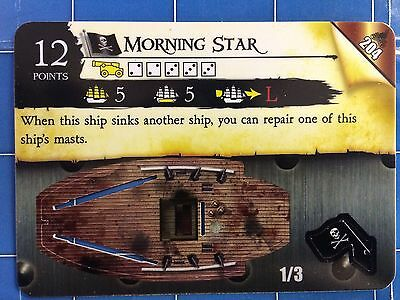 Pirates Fire & Steel - Morning Star LE 204 Pirate