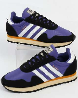 0674d95f2 ADIDAS ORIGINALS - Adidas Haven Trainers in Purple