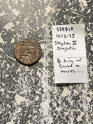 Unidentified European Medieval Coin Lot#B141 You ID!
