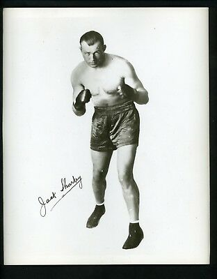JACK SHARKEY HEAVYWEIGHT Boxing Champion circa 1920's image Press Photo  Boxer