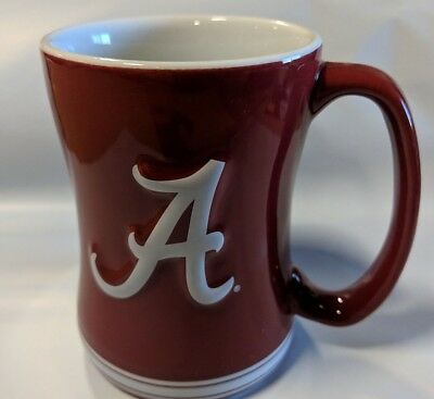 NCAA Alabama Crimson Tide Sculpted Mini Mug 2-ounce