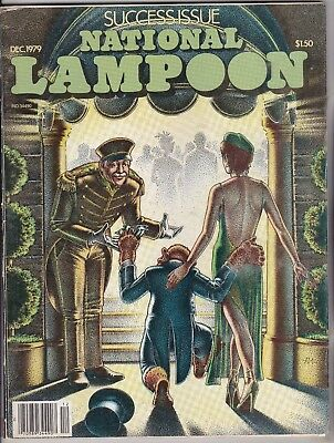 National Lampoon Magazine : December  1979. Success Issue.