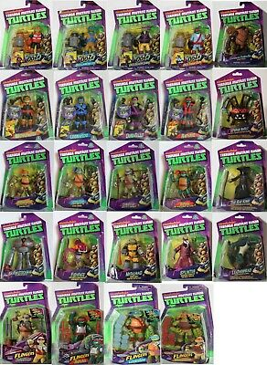 #02 Tmnt Teenage Mutant Ninja Turtles Playmates Figuras Elegir: Stealth, Rezumar