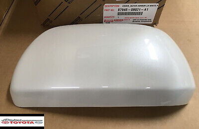 TOYOTA SIENNA OUTER MIRROR COVER DRIVER SIDE 87945-08030-A1 FITS XLE 2012-2018