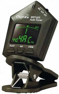 Cherub wst-523 Clip-On auto Chromatique Accordeur Tuner
