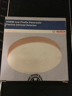 Bosch DS936 Low Profile Panoramic Passive Infrared Detector