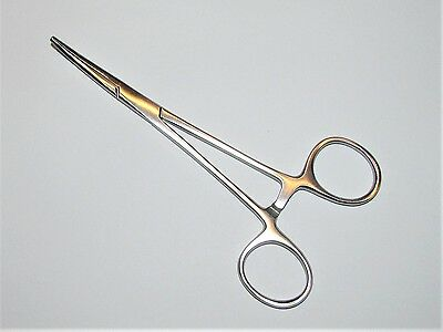 Curved Nose Pliers for Hair Removal from Dolls for Rerooting Prep