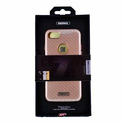 Comz Carbon series case for iPhone7 - Gold