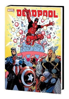 Marvel Comic DEADPOOL BY DANIEL WAY OMNIBUS Hard Cover Volume #1 896 page (2018)