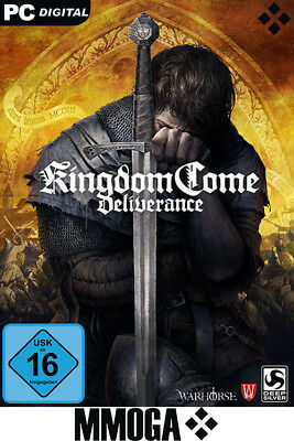 Kingdom Come Deliverance - Steam Digital Key - PC Standard Code [Action] [EU/DE]