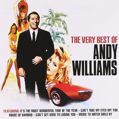 Andy Williams ~ Very Best Of ~ NEW CD ALBUM ~ 25 Track Greatest Hits Collection