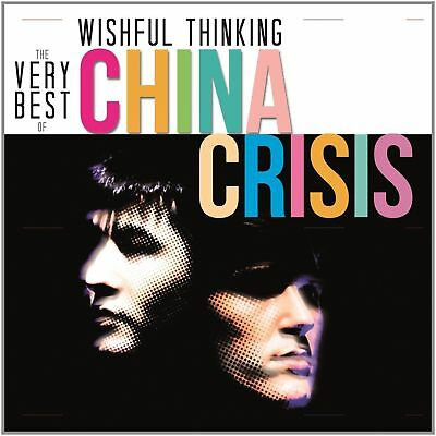 China Crisis - Very Best Of  ** NEW CD **  Greatest Hits Wishful Thinking