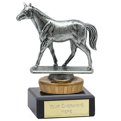 Horse Pony Equestrian Riding Rider Show Trophy Engraved Free Award Trophies