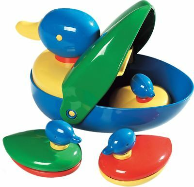 Ambi Toys DUCK FAMILY Baby/Toddler/Child Bath Toys Floating Ducks Water BN