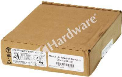 New Sealed ProSoft Technology AN-X2-AB-DHRIO EtherNet/IP to RIO or DH+ Gateway