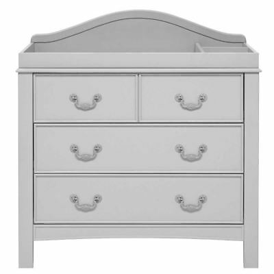 East Coast NURSERY DRESSER TOULOUSE FRENCH GREY Baby Bedroom Furniture BN