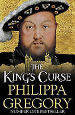 Philippa Gregory ___ The King's Curse ___Brandneue___Werbeantwort UK