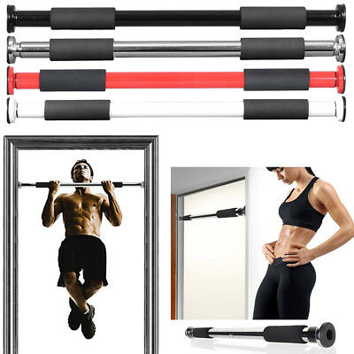 Pro Doorway Pull-up / Chin-Up Bar Upper Body Abs Gym Fitness Training Strength