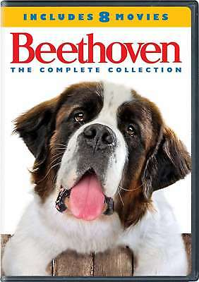 Beethoven: The Complete Collection New DVD! Ships Fast!