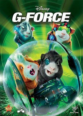 G-Force (Single Disc Widescreen) [DVD] [2009] NEW!